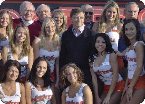 billgates-warren-hooters