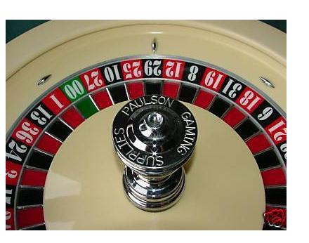 When were roulette inventes casino video poker odds