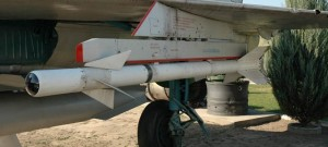 The K-13 AA missile