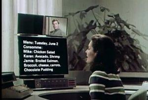 1967 era instant messaging