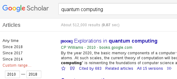 Quantum computing as a field is obvious bullshit | Locklin on science
